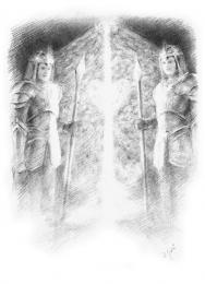 """<strong>Brána srdce </strong>  Ilustrace ke knize <a href=""""http://www.stromyazivot.cz/tajemstvi-sila-slova.html"""">TAJEMSTVÍ A SÍLA SLOV</a>"""