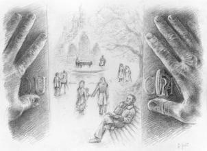 """Ilustrace ke knize <a href=""""http://www.stromyazivot.cz/tajemstvi-sila-slova.html"""">TAJEMSTVÍ A SÍLA SLOV</a>"""