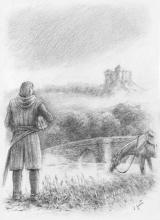 """<strong>Rytíř </strong> Ilustrace ke knize <a href=""""http://www.stromyazivot.cz/tajemstvi-sila-slova.html"""">TAJEMSTVÍ A SÍLA SLOV</a>"""
