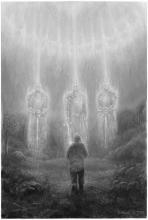 <strong>Slib věrnosti světlu</strong>      Technika : olej na plátně, obraz byl dokončen roku 2017. Rozměr obrazu je 90x60cm.  Obraz je možno si objednat i jako reprodukci.  Originalní olejomalba je prodána